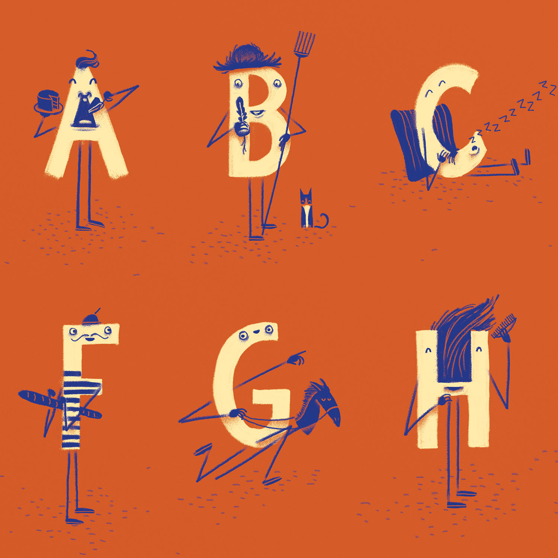 Figuren ABC