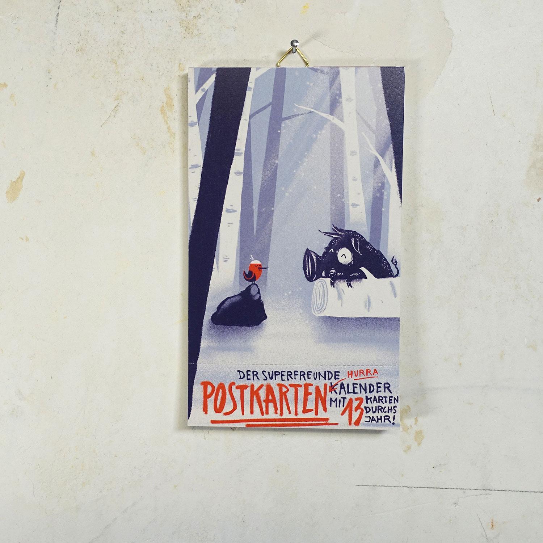 Superpostkartenkalender N#2