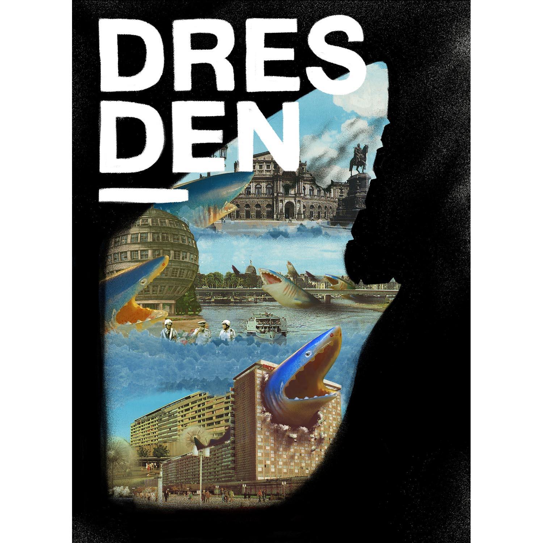 Dresden Stadtplakat