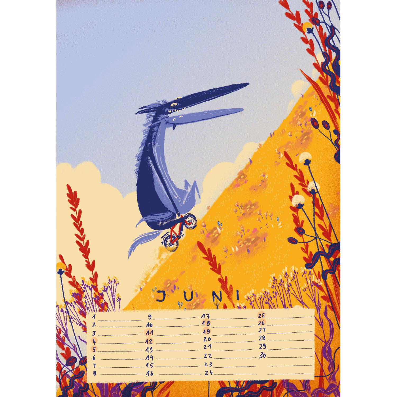 Superfreunde Jahreskalender 2022