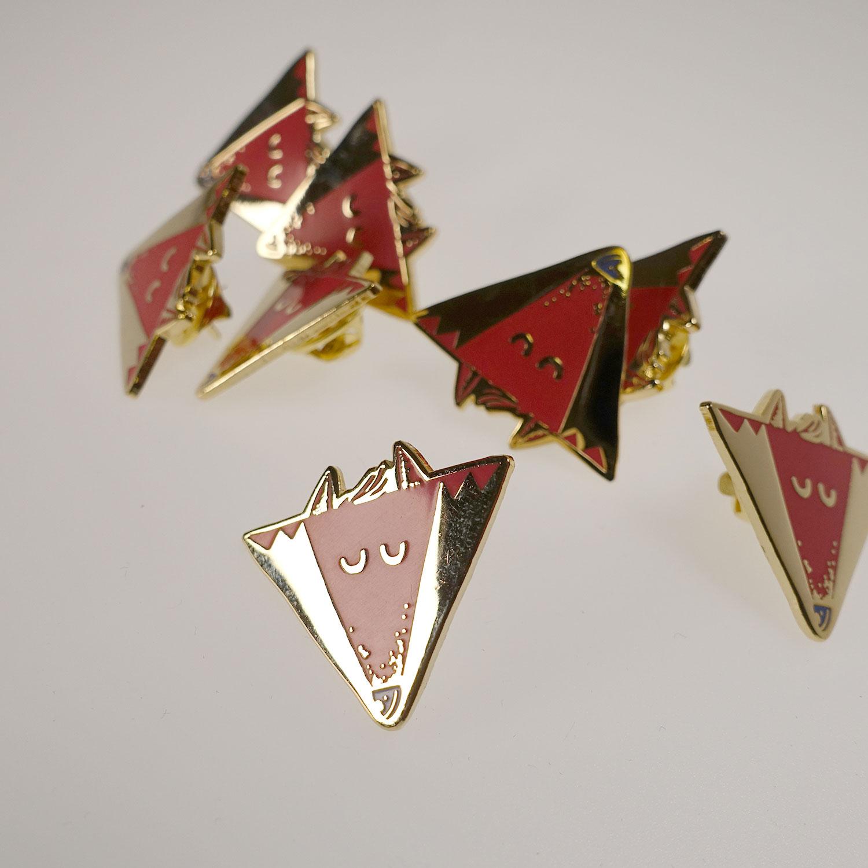 Fuchs Pin