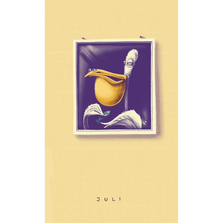 Familie Postkartenkalender