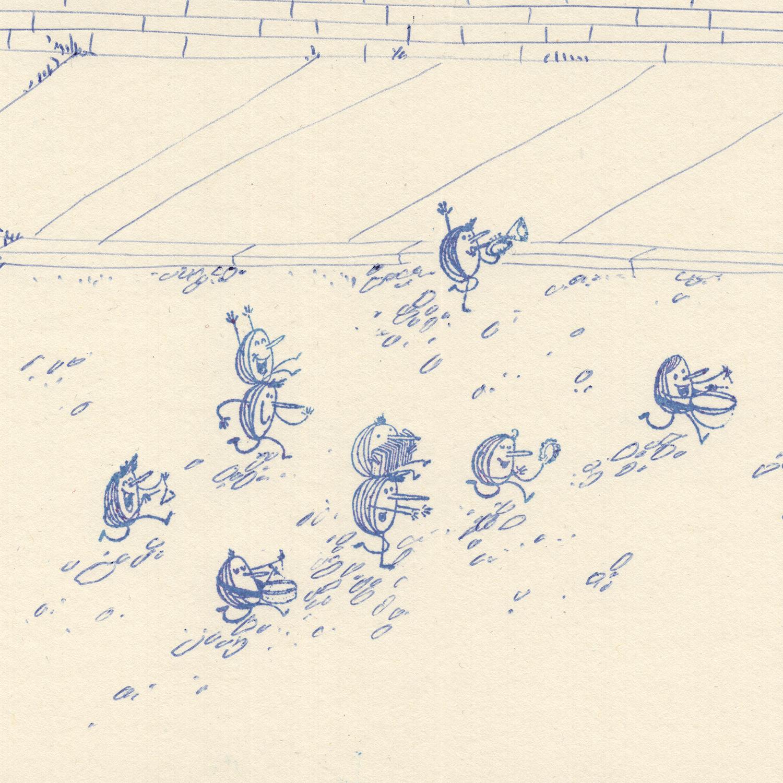 Käferparade Stempelset